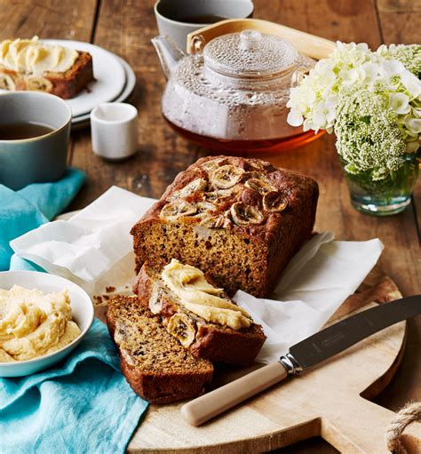 better homes and gardens banana cake recipe banana bread with miso maple butter diy gardening craft recipes renovating better homes