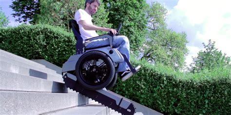 vid 201 o le fauteuil roulant scalevo qui monte les