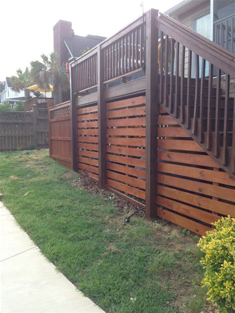 deck skirting ideas other than lattice 25 best ideas about deck skirting on deck