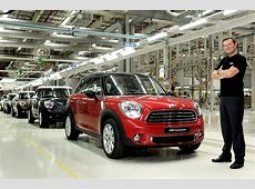 Mini Countryman Now Made In India
