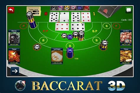 [free Game][online]baccarat 3d  Free Casino App  Android