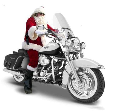 motorcycle santa christmas wallpapers hubpages