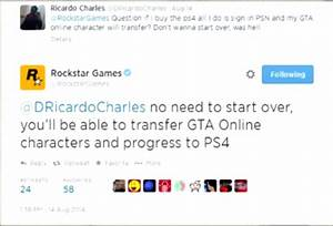 GTA 5 Next-Gen: Transferring Current Gen Characters and ...