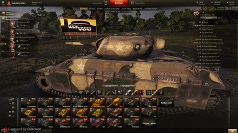 World Of Tanks Garage Mod world of tanks garage mods 0 9 4 fury garage billboard mod