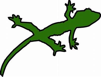 Gecko Clipart Onset Clip Clipartpanda Clker Mirela
