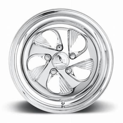 Foose Bel Air Polished F213 Lug Wheels