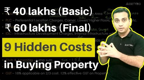 Maybe you would like to learn more about one of these? 9 Hidden Charges while Buying a Property in India 9 Hidden Cost you have to bear while Buying a ...