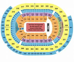 Enterprise Center Seating Chart Maps St Louis