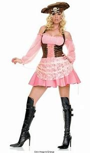 Pink Pirate Costumes | Wench costume, Pirate fancy dress ...