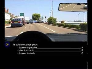 Tests Code De La Route : code de la route tests pieges de l 39 examen 1 youtube ~ Medecine-chirurgie-esthetiques.com Avis de Voitures