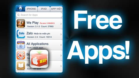 how to get free apps on iphone how to get any app for free hip how to install