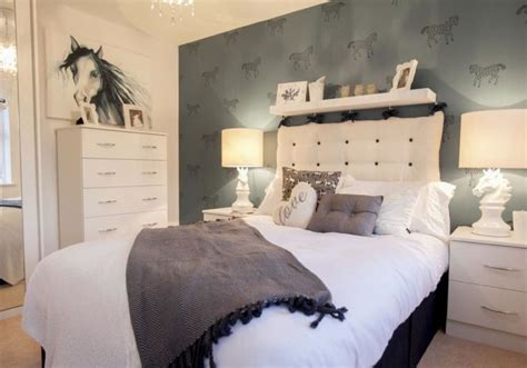 Equestrian Themed Bedroom Perfect For A Teen Girl