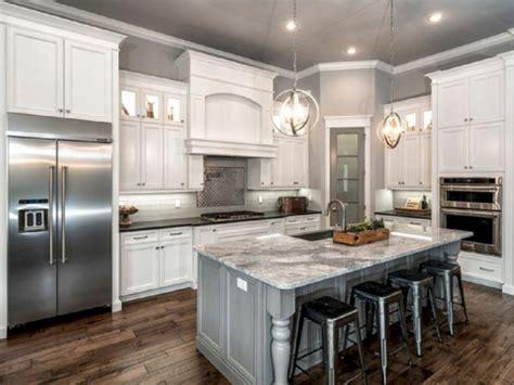 adorable grey  white kitchens design ideas roundecor