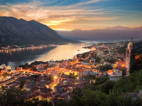 Wallpaper Hd by Montenegro City Kotor At Desktop Wallpaper Hd