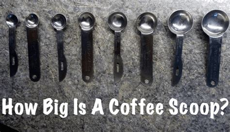 If you want 4 cups of water which is 32 oz of coffee, you'll need 32/6 = 5.33 tablespoons. How Big Is A Coffee Scoop?