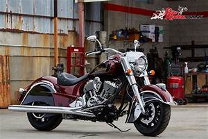 2017 Indian Motorcycle model range revealed - Bike Review