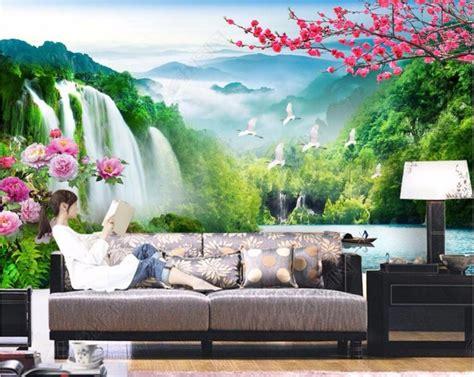 3d Wall Murals Wallpaper by 3d Wall Murals Wallpaper For Walls 3 D Wallpaper