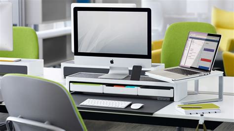 Office Desk Tools by Soto Ii Desk Office Organization And Power Accessories
