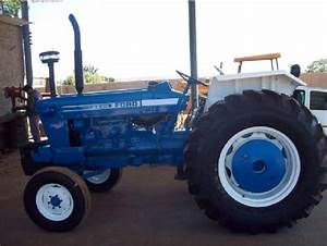 Trator Ford 6600