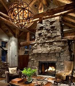 Cabin, Design, U0026, Decor, Rustic, Lighting