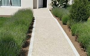 Faire Une Allée Carrossable : all e beton d sactiv pinteres ~ Premium-room.com Idées de Décoration