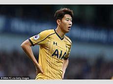 Son Heungmin in debt to Ruud van Nistelrooy as Tottenham