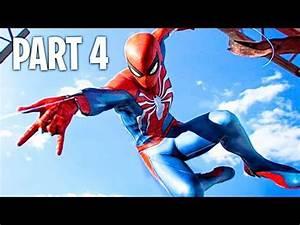 Spider Man PS4 Walkthrough Part 4 (Marvel's Spider-Man PS4 ...