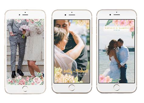 wedding snapchat filter from wedding hashtags to snapchat filters 6 tips for using social media at your wedding
