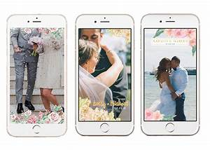 from wedding hashtags to snapchat filters 6 tips for With wedding photography filters