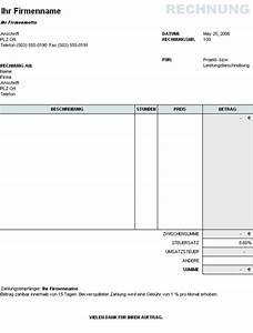 Rechnung Höher Als Angebot Vob : rechnungen vorlagen download kostenlos gif blog ~ Themetempest.com Abrechnung