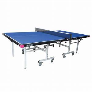 Butterfly National League 22 Rollaway Indoor Table Tennis