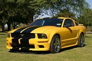 2005-2009 Ford Mustang V6 Street Scene Urethane Body Kit - 950-70748