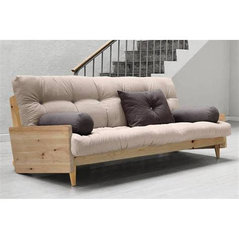 canapé futon convertible canapés futon canapés et convertibles canapé 3 4 places