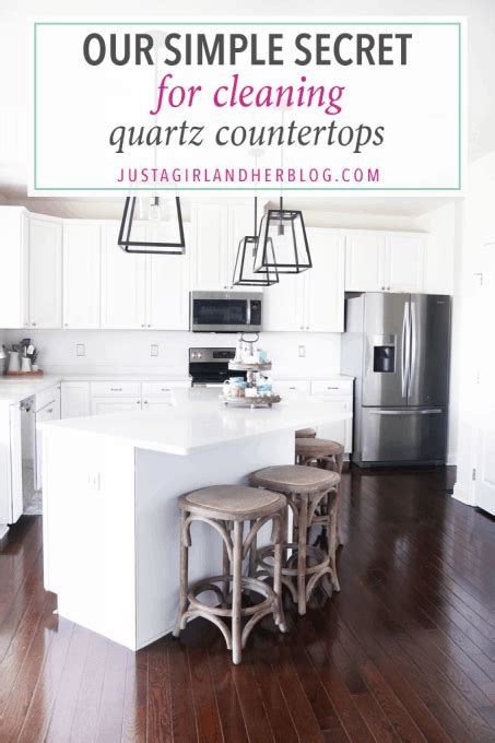 what to clean quartz countertops with our simple method for cleaning quartz countertops abby