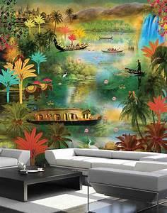 Marshall Wallpaper Designed By Krsna Mehta Shop Delhi ...