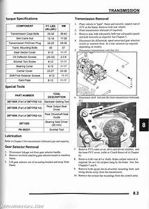 2007 Polaris Sportsman 450 500 X2 Efi Atv Repair Manual