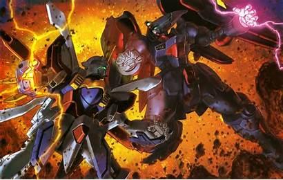 Gundam Master God Burning Ow Yeah