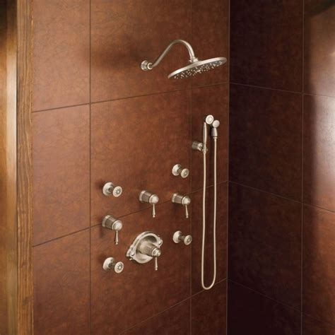 kohler brushed nickel kitchen faucet faucet com 1070bn in brushed nickel by moen