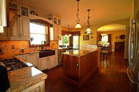 Apply The Country Modern Kitchen Designs For Your Home