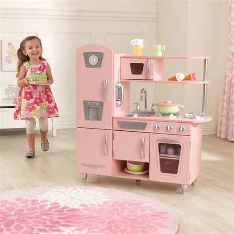 pink princess kitchen accessories pink vintage play kitchen 4235