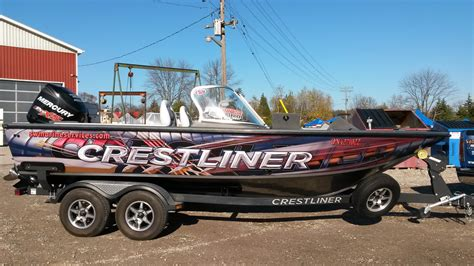 Crestliner Boats Ontario Dealers crestliner raptor 2050 2014 used boat for sale in grand
