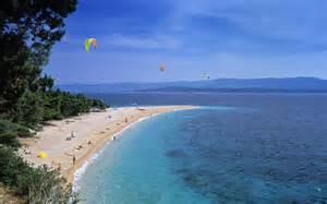 Brac Island Croatia Beach