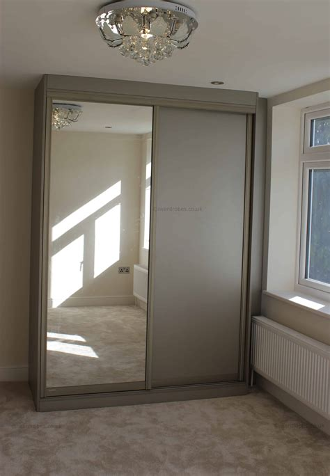 Stand Alone Wardrobes With Sliding Doors by Fitted Sliding Mirror Door Wardrobe Putney I Wardrobes