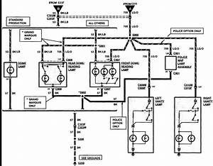 Crown Victoria Lcm Wiring Diagram