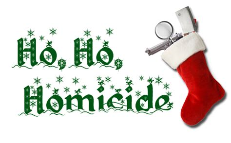 ho ho homicide old clean night of mystery