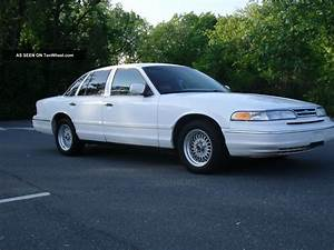 1996 Ford Crown Vic Engine