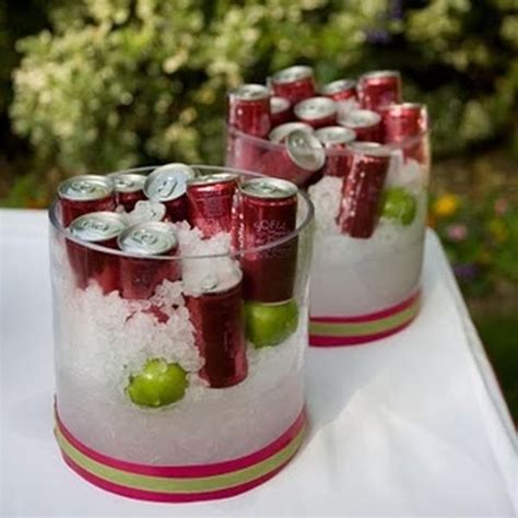 Clever And Creative Summer Drink Stations (40 Pics