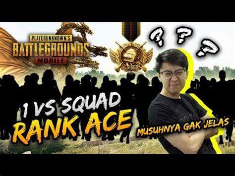 squad rank ace pake skin ghidoraa pubg mobile