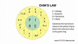 Watt Volt Ampere : ohm 39 s law converting watts and amps to volts using the ohm ~ A.2002-acura-tl-radio.info Haus und Dekorationen