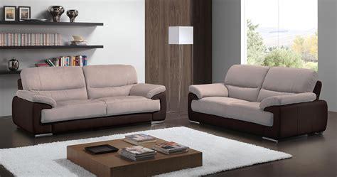canapé design microfibre toulon cuir premium et ou microfibre personnalisable sur